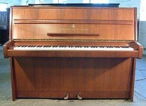 Пианино Джона Леннона Steinway Model