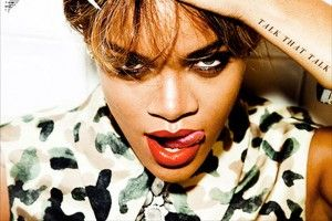 Rihanna Talk That Talk 2011