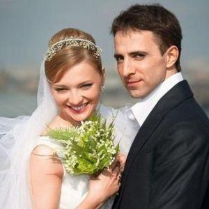 Свадебное торжество Вилковой и Любимова
