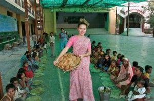 Карина Кокс даст кулинарный мастер-класс