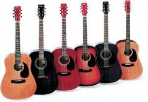 Прародители гитары, или появление современной гитары.