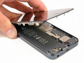 замена стекла iphone 5с
