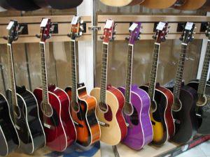 Видео-уроки обучение игре на гитаре