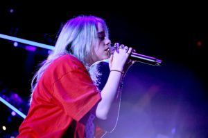 Billie Eilish концерт
