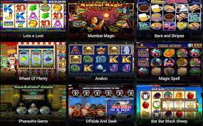 Игровые автоматы - рай для геймеров